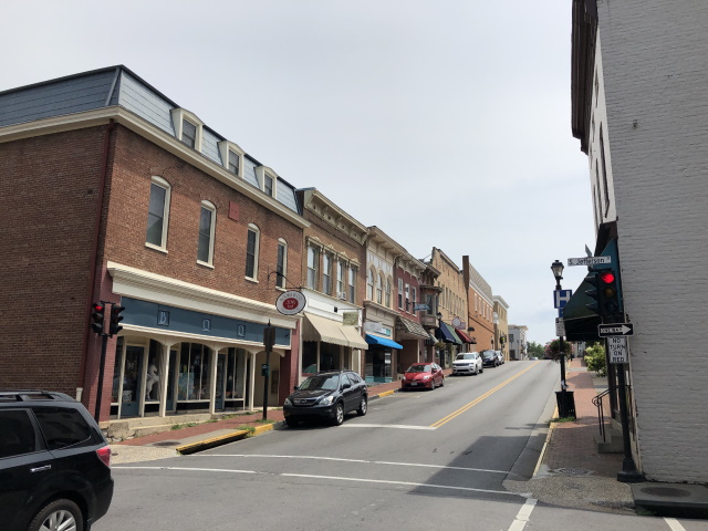 A view of Lexington's Nelson street, the heart of downtown!